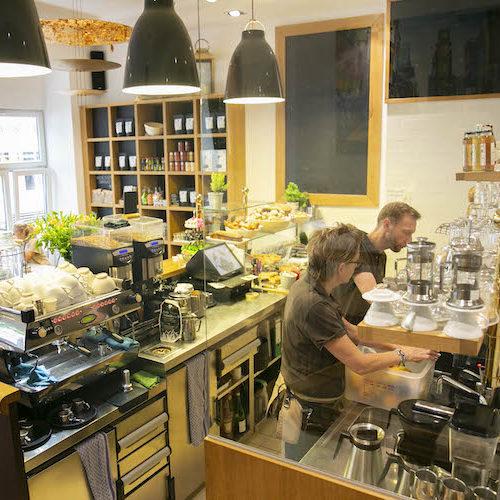 Panea Brot- und Kaffeegenuss
