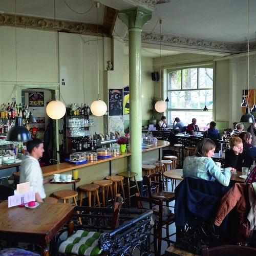 Cafe Safran